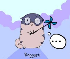 boggart test by Apofiss