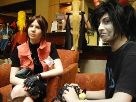 Claire and Gamzee by bprinsurance
