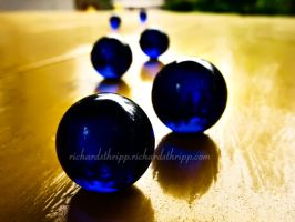 Blue Marbles 6: Infinity by richardxthripp