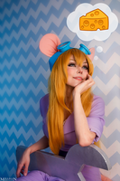 Chip and Dale - Gadget by MilliganVick