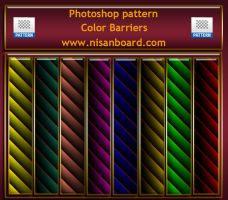 Color Barriers by nisanboard