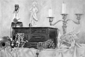 French Still Life by 13SweetYuna13