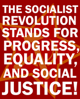 The Socialist Revolution by Party9999999