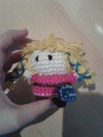 Amigurumi Zelda - Skyward Sword II by crocheter