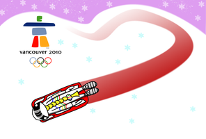 Winter Olympic 2010: Skeleton by Christopia1984