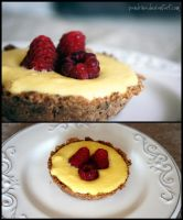 Egg Liqueur Tartlets by pandrina
