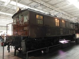 JGR General Electric Boxcab ED11.2 for Tokaido by rlkitterman