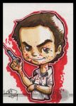 Dexter SketchCard by lordmesa