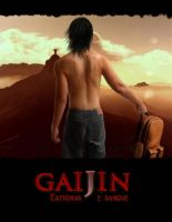 Gaijin cover book by h-leao