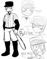 _Batter Doodle thingy_ by The-Star-Hunter