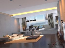 MODERN INTERIOR 1 by TANKQ77