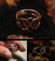 Puzzle Ring by CrystalGears