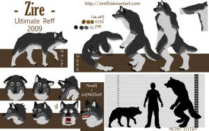 Zire -The ultimate reff- 2009 by Zire9