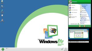 New Windows Me by qbaquest