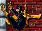 Batgirl by tomimt