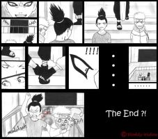 Naruto- What should've happend by bloody-widow