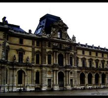 Musee du Louvre 2 by 0orchid