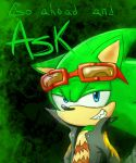 Ask Scourge by Kiiromi