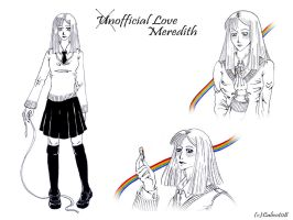 Meredith 01 Unofficial Love by Calicot-ZC