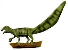 hypurunector limnaios by Paleoartists