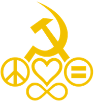 Peace, Love, Equality, Forever by Domain-of-the-Public