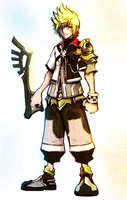 Study: Ventus Concept Art by nothing111111
