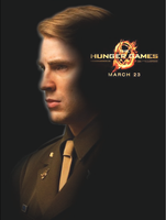 Steve Rogers Hunger Games by Kurisuten-tan
