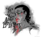 Loki: We were never brothers.. by dauntingfire