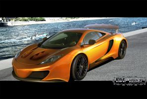 McLaren MP4 -by EDL by EDLdesign