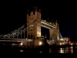 Tower Bridge 1 by InayatShah