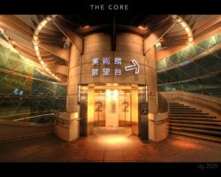 The Core by G-Scape