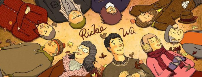 Timeline Cover Image by rickiecider