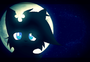 Fullmoonstorm by Bast-The-Cat-Goddess