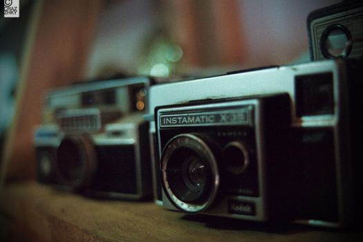 Old camera by CrazzHky