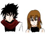 My Characters in Dragon Ball Style by Retzan