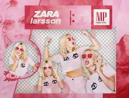 PACK PNG 844| ZARA LARSSON by MAGIC-PNGS