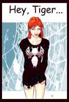 Mary Jane by olivernome