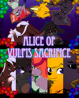 Alice of Vulpis Sacrifice (video in description) by CrispyCh0colate