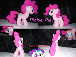 Pinkie Pie by Celestia-In-Love