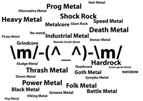 metal - all in the family by CREAPx