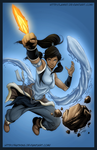 Korra by Law67