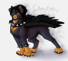 Rottie Cameron by Zayger