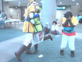 AX 2012: Unloved Cawlin by InvaderSonicMx