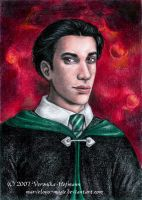 HP Tom Riddle by Verlisaerys