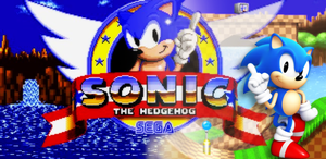 Sonic Wallpaper/Cover photo by Benthos1
