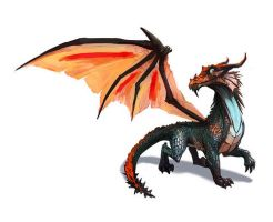 a frendly dragon in spyro dotd by spyroexpert