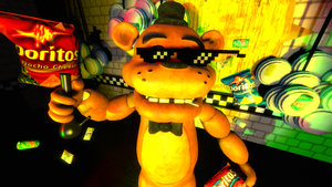 420 Freddy F*ckboy (Gmod Screenshot) by BloodyHorrible