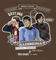 Kindred souls| Star Trek- TBBT- Sherlock BBC by IrvinIS