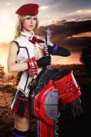 Alisa from God Eater 2! by JubyHeadshot