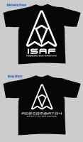 Ace Combat 4 - USAF Shirt by lincer556